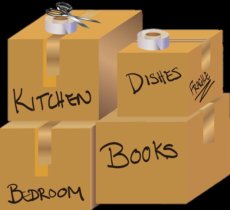 Conseils pour déménager